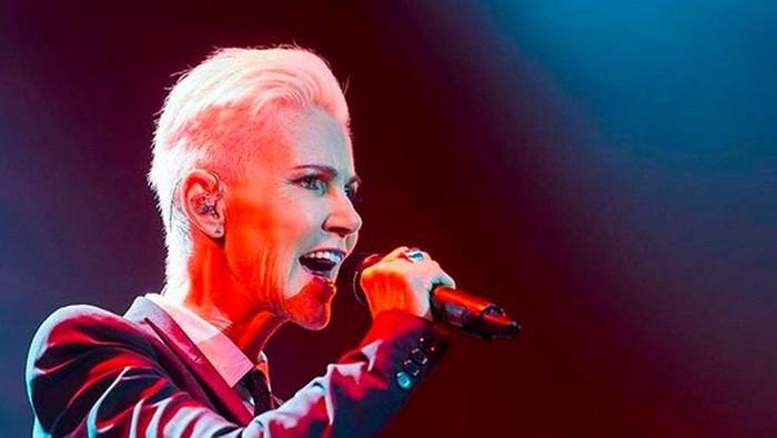 Marie Fredriksson pernah berjuang lawan tumor otak. Foto: Marie Fredriksson Roxette / Ig Dimitrybratsk