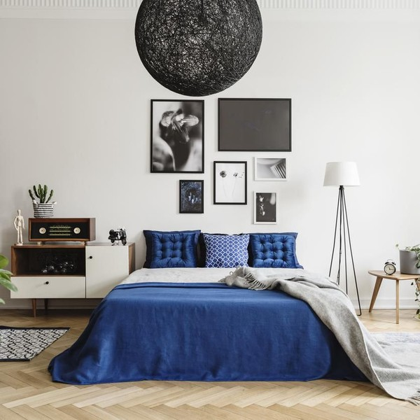 Foto: Inspirasi Interior Rumah Sesuai Tren Warna 2020 Classic Blue