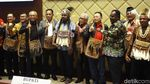 Bupati dan Tokoh Adat Bahas Pemekaran Papua di Komisi II