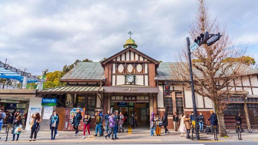 Selamat Tinggal pada Stasiun Bersejarah di Jepang Ini