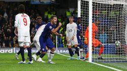 Chelsea Unggul 2-0 atas Lille di Babak Pertama