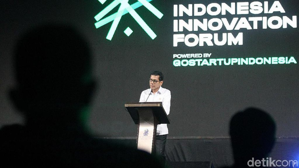 Menparekraf Hadiri Indonesia Innovation Forum 2019