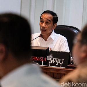Jelang Libur Nataru, Jokowi Minta Harga Pangan Stabil