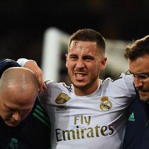 Kapan Eden Hazard Main Lagi, Zidane?