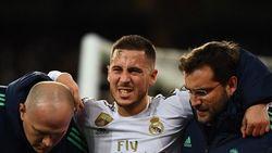 Zidane: Semoga Hazard Tak Perlu Operasi