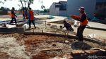Pembangunan Taman Bermain di Pengasinan