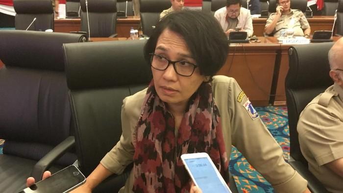 Plt Kepala Bappeda DKI Suharti