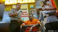 Otak Tahanan Polresta Malang Kota Kabur Karena Kangen Anak