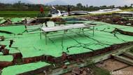 Puting Beliung di Boyolali, 1 Orang Tewas Tertimpa Gedung Ambruk