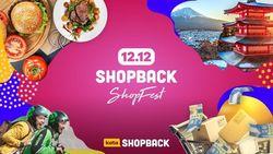 ShopFest 12.12, ShopBack Tawarkan Diskon Dobel sampai Cashback Tunai
