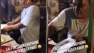 Bikin Ngakak, Tukang Nasi Goreng Ini Masak Sambil Joget Korea