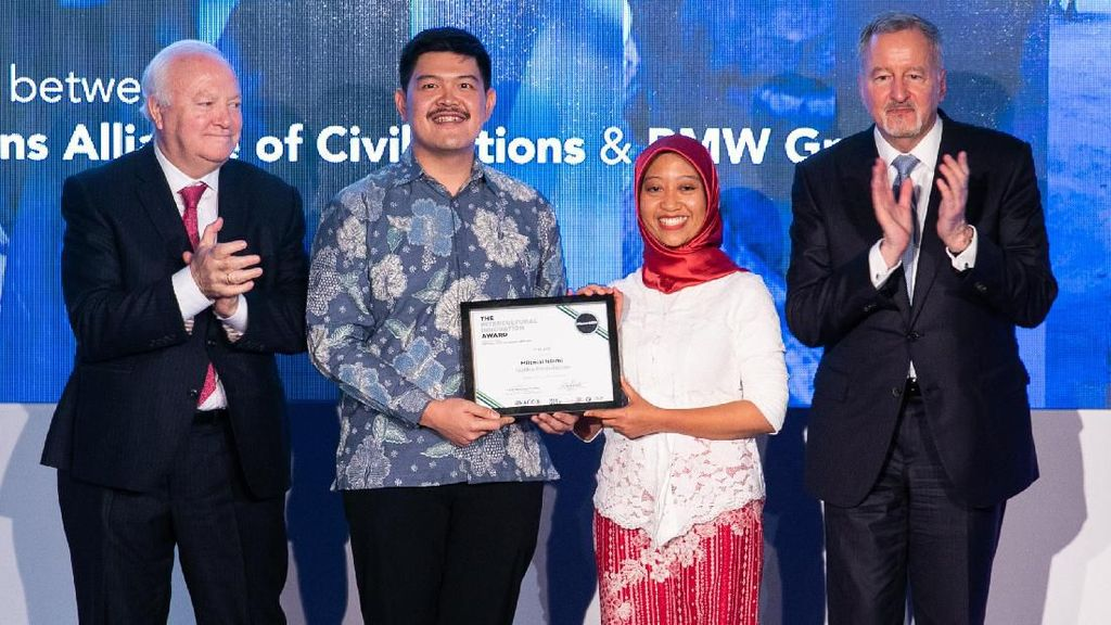 Program Milenial Islami Indika Raih Intercultural Innovation Awards