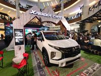 Bareng Nicholas Saputra, Mitsubishi Unjuk Kehandalan Xpander Cross