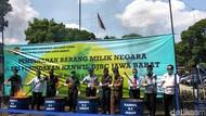 Bea Cukai Jabar Musnahkan Aneka Hasil Sitaan Senilai Rp 3 M