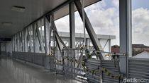 Kaca Pecah Diterjang Angin Ribut, Skybridge Solo Sudah Bisa Dilewati