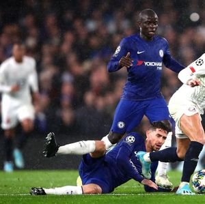 Chelsea Vs Lille: The Blues Segel Tiket 16 Besar Usai Menang 2-1