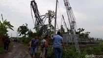 Puting Beliung di Boyolali: Pohon hingga Tower BTS Ambruk