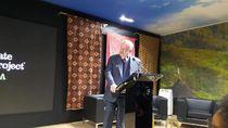Bicara di Paviliun Indonesia, Al Gore Singgung Kebakaran Hutan