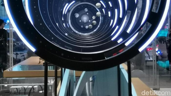 Cantiknya Oppo Flagship Store di China yang Ikonik
