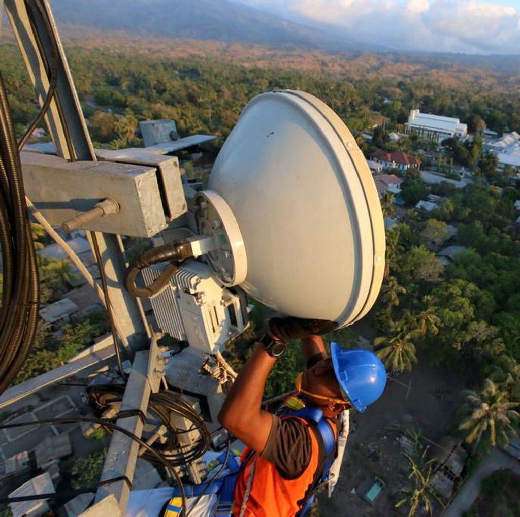Jaringan Telekomunikasi di Daerah Terpencil Masih Minim