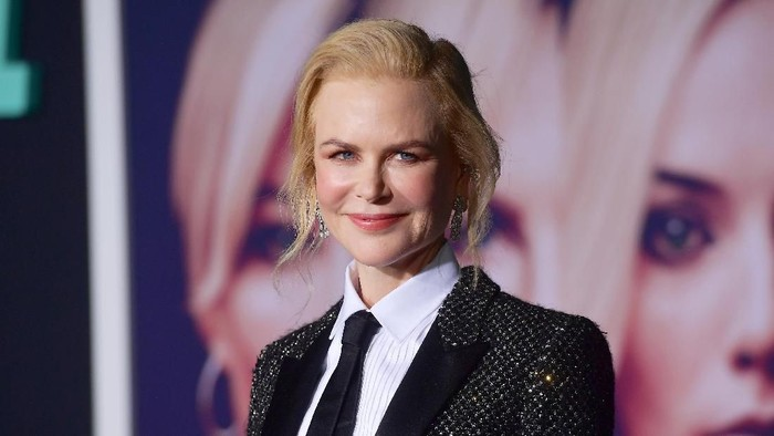 WESTWOOD, CALIFORNIA - DECEMBER 10: Nicole Kidman attends a Special Screening of Liongates Bombshell  at Regency Village Theatre on December 10, 2019 in Westwood, California. (Photo by Matt Winkelmeyer/Getty Images)