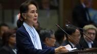 Suu Kyi Bantah Militer Myanmar Lakukan Genosida terhadap Rohingya