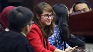 Ekspresi Tsamara Amany Usai Gugatannya Ditolak MK