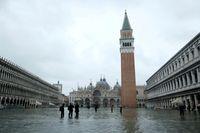 Setelah Dihantam Banjir, Venesia Sepi Turis