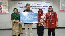 Pertamina Kucurkan Dana Rp 1,2 Miliar ke 48 UMKM di Jabar