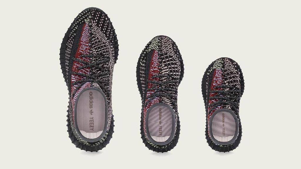 2 Sneakers Yeezy Baru Hadir Jelang Natal 2019, Harga dari Rp 2 Jutaan