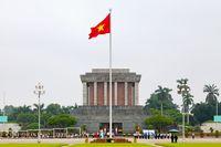 Inilah Makna Bendera Merah Bintang Kuning Vietnam