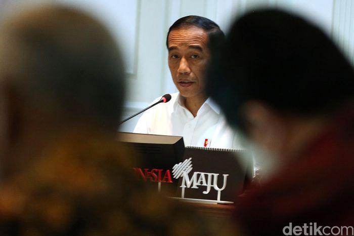Presiden Joko Widodo (Jokowi) menyiapkan anggaran sebesar Rp 72 triliun untuk program dana desa.