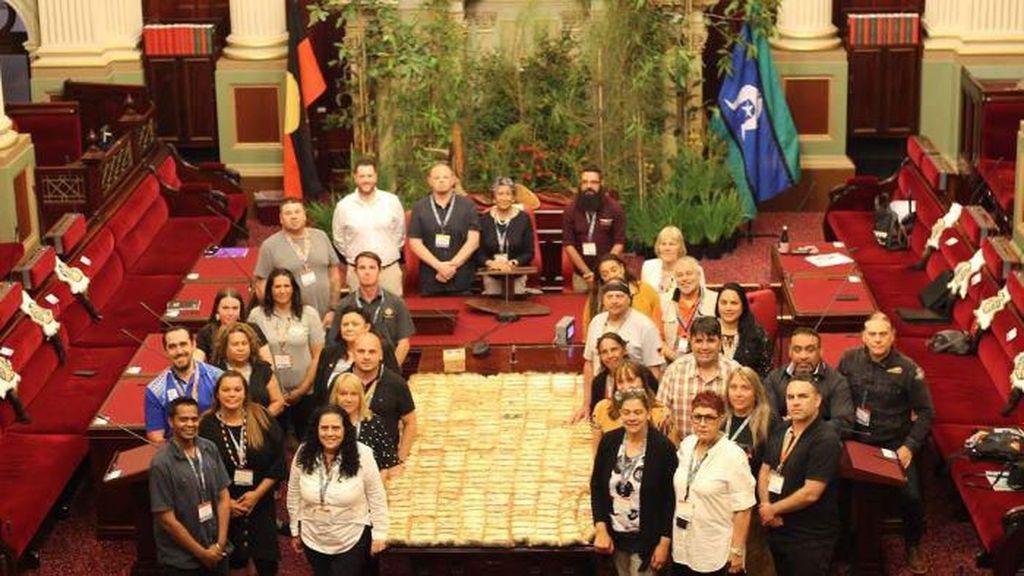 Warga Aborigin di Victoria Bentuk Lembaga Perwakilan dan Tuntut Kedaulatan