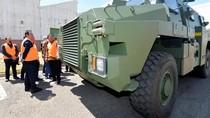 Wamenhan Jajaki Peluang Kerja Sama Pindad-Pabrik Alutsista Australia