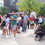 Antrean Penonton ke Pesta Penutupan SEA Games Membludak