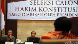 Calon Hakim Konstitusi Umbu Nilai Integritas Pengadil Paling Utama