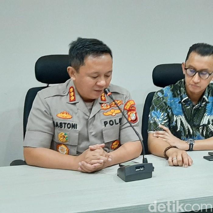 Kapolres Jakarta Selatan Kombes Bastoni Purnawa (Lisye/detikcom)