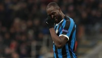 Inter Terlempar ke Liga Europa, Lukaku Diejek Luke Shaw