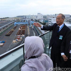 Tiap Detik, Ada 110 Orang di Jepang yang Naik Turun Kereta