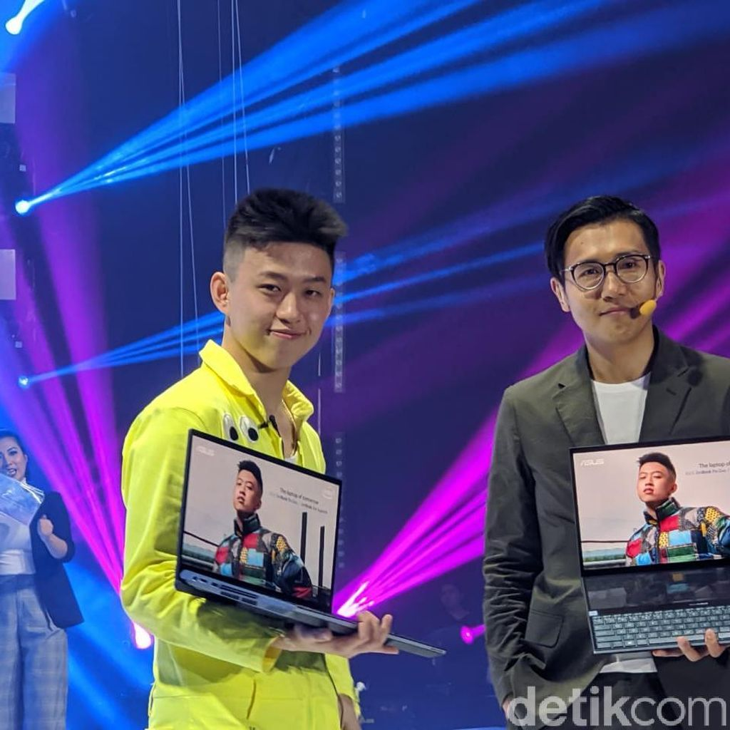 ZenBook Pro Duo Dirilis di Indonesia, Harganya Setara Motor Sport 250 CC