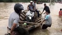 Menurut Kepala Pelaksana BPBD Kabupaten 50 Kota, Joni Amir, 6 kecamatan yang terendam banjir di kawasan itu adalah Kecamatan Payakumbuh, Suliki, Harau, Mungka, Pangkalan dan Lareh Sago Halaban.