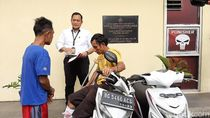 Polisi Tembak 2 Pelaku Curanmor di Palembang
