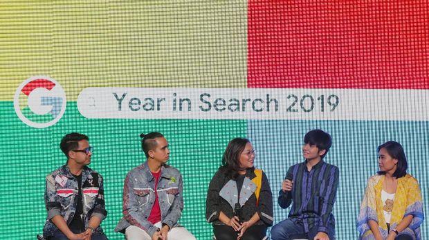 Cinta Luar Biasa Jadi Pencarian Terpopuler di Google Selama 2019 [hold]