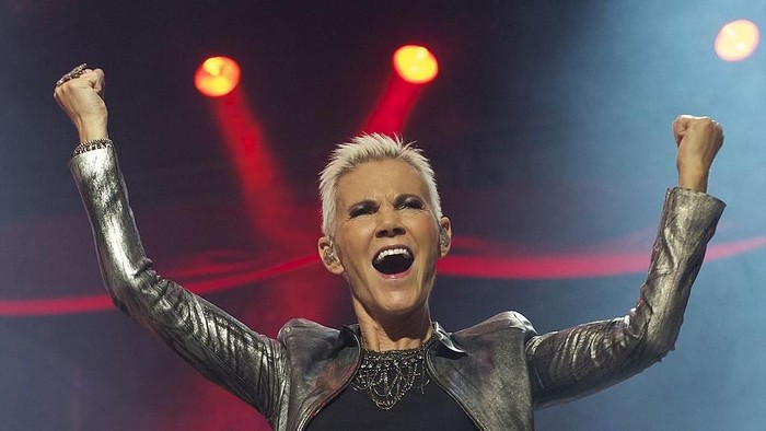 Marie Fredriksson, vokalis Roxette meninggal dunia. Foto: Getty Images