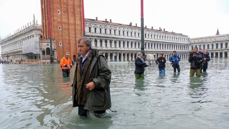 Banjir di Venesia (Reuters)