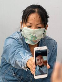 Lee ditipu pacarnya Rp 1,2 miliar yang dikenalnya di Facebook