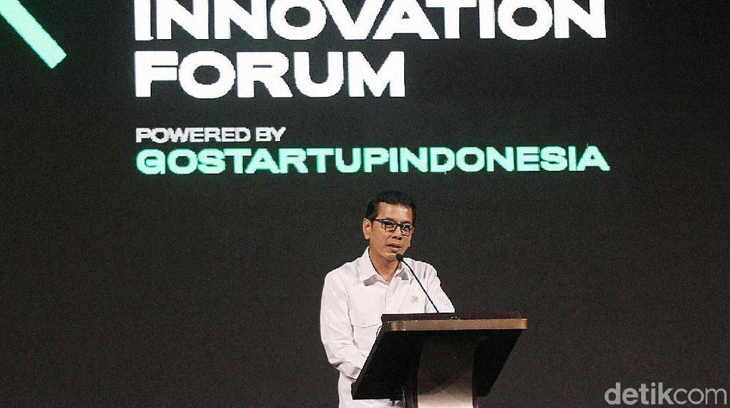 Wishnutama Tekan Aplikasi Asing Berinvestasi Langsung di Indonesia