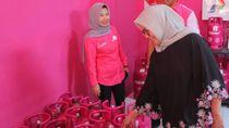 Pertamina Buka 62 Outlet Delivery Bright Gas di Bekasi-Subang