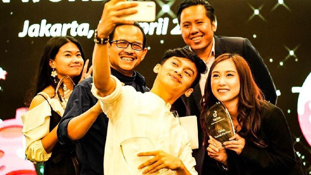 Pemerintah Galang Dukungan Generasi Muda Indonesia Melalui TikTok