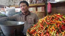 Harga Cabai di Dua Pasar Probolinggo Merangkak Naik Jelang Nataru
